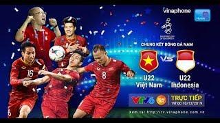 Trực tiếp bóng đá hôm nay 10/ 12/2019 (chung kết Việt Nam và Indonesia