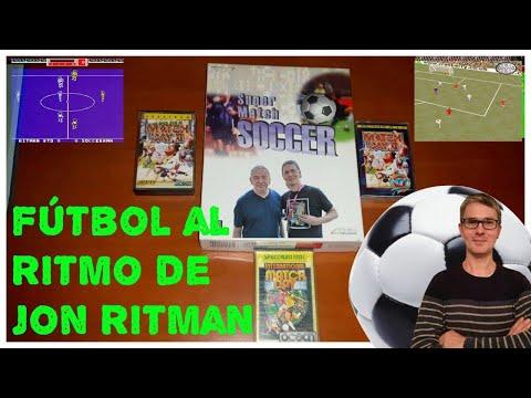 Jon Ritman: Sus Juegos de Fútbol