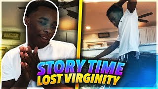 Story Time: I Lost My V-CARD 😱 (We Got Caught) 🤦🏽♂️