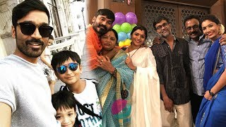 Raghava Lawrence Family Photos with Wife, Daughter, Mother