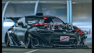 MOST Beautiful & CRAZY TURBO SOUNDS Compilation