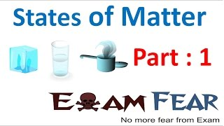 States Of Matter Chemistry Cbse Class 11 Chemistry Xi - ExamFear