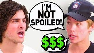 I spent a day with TEEN YOUTUBE STARS (ft. Tanner Fox, Big Nik & Bryce Hall)