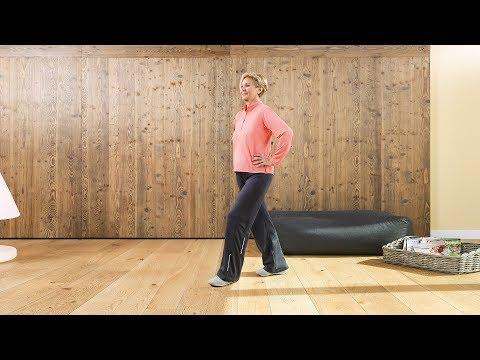 Effective exercises to help treat knee osteoarthritis - level 2