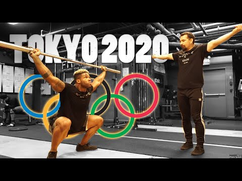 Olympics 2020 ? Oly Lifting Progression Ft. Nick Novak | 4K