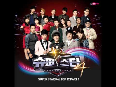[Superstar K4 Top12 Part1] 로이킴&정준영 - 먼지가 되어(Becoming Dust)