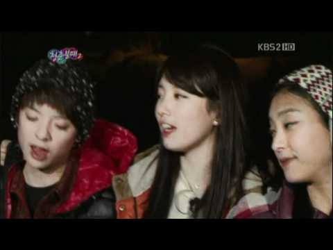 Amber&Suzy - 너랑나 (You&I)  (Ver.SuBer Invincible Youth 2)
