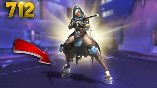Jumping To The SPACE!! | Overwatch Daily Moments Ep.712 (Funny and Random Moments) - YouTube