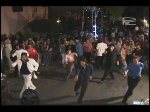 Baile Peñón de los Baños