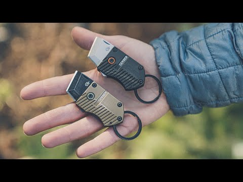 Gerber Key Note Clip Knife - Black