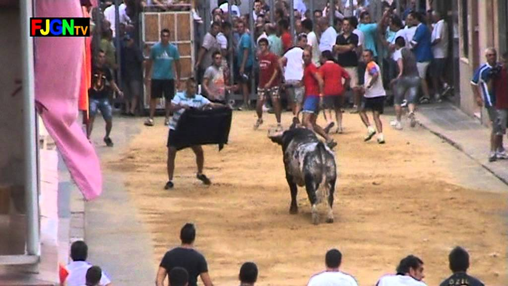 Toros Sant Roc 2012 - La Vilavella