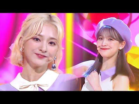 fromis_9 - LOVE RUMPUMPUM [SBS Inkigayo Ep 1010]