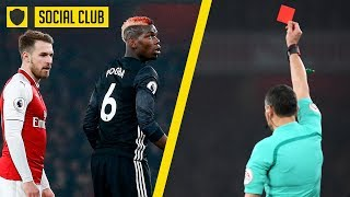 SHOULD PAUL POGBA'S BAN HAVE BEEN EXTENDED? | SOCIAL CLUB