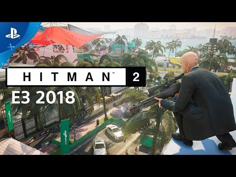 Hitman 2 Gameplay Preview Playstation Live From E3 2018 Duncannagle Com