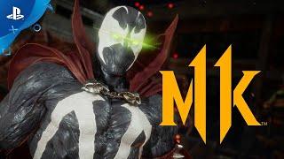 Mortal kombat 11 :  bande-annonce VF
