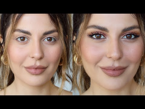 My 5min Go-To Eye Makeup Tutorial | Sona Gasparian 2020