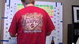 Fantasy Football Draft Party 2010