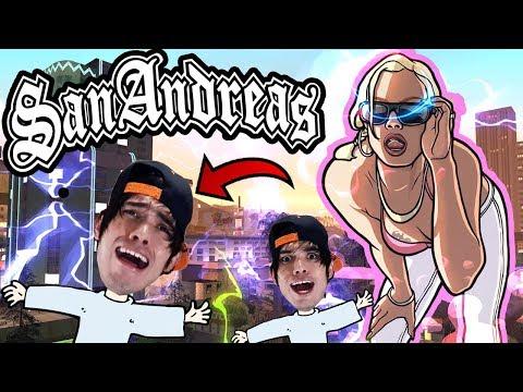 SI TE RIES PIERDES NIVEL GTA SAN ANDREAS - VIDEOS RANDOM GTA SA (GTA V, GTA 5)