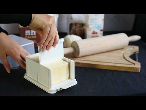 Smart smörlåda som delar smöret – SmartaSaker.se