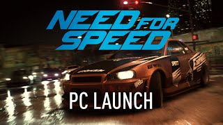 Need For Speed - PC Launch