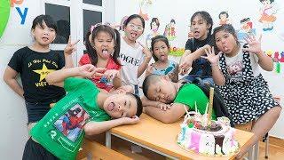 Kids Go To School   Birthday Chuns Best Friends Organize Surprise Birthday Especially In Classroom 2