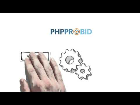 video PHP Pro Bid