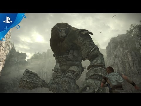 Shadow of the Colossus Video Screenshot 2