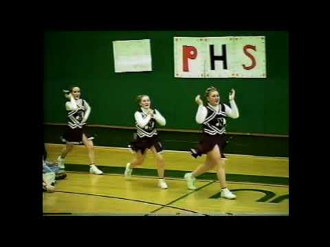 CVAC Cheering  3-1-02