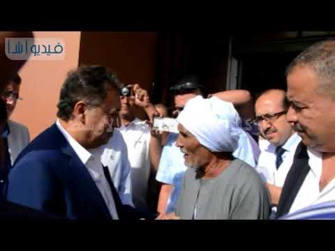 بالفيديو: وزير الصحة يتفقد أعمال التطوير والإنشاء بالمستشفيات الجديدة بالأقصر