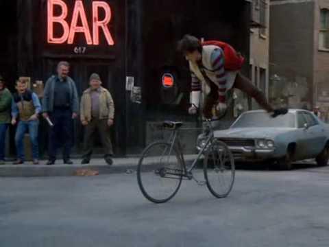 Bike Messengers Gone Wild!