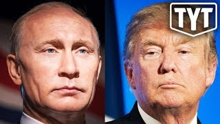 Is Trump Secretly Working With Putin?