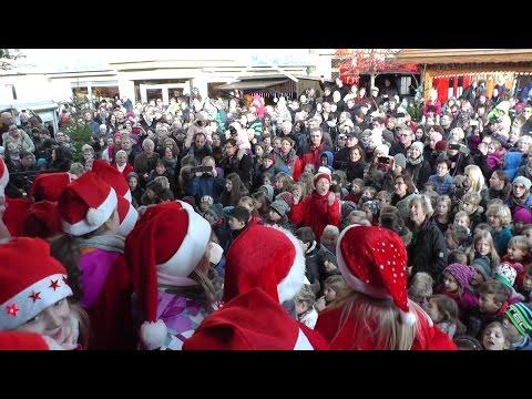 """""""Sing mit"""" Pulheimer Barbaramarkt 2016"""