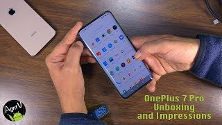 OnePlus 7 Pro Unboxing and Impressions