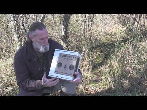 UNBOXING The Bushcraft Survive and Thrive Gift Set