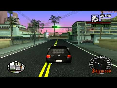 Baixar ♛GTA San Andreas - MC Taz - Deixa Rolar ♛