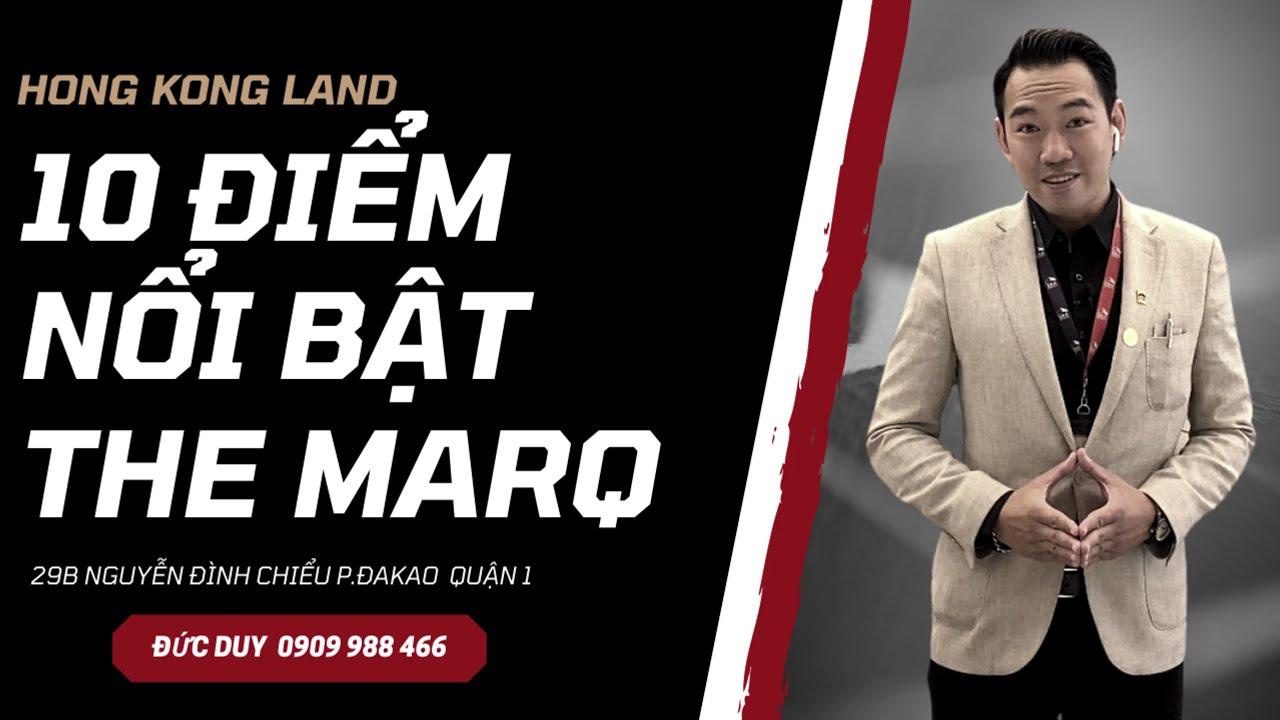 The MarQ căn hộ 4 phòng ngủ 145m2 duy nhất 1 căn, giá 21.7 tỷ trung bình: 151tr/m2 0909988466 video