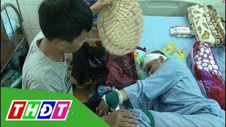 Giúp đỡ em Nguyễn Thị Bé Thảo | Nhịp cầu nhân ái - 16/01/2018 | THDT
