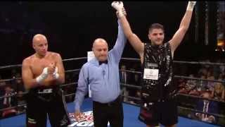 Erik Bazinyan Highlight K.O August 15th PBC in Mon