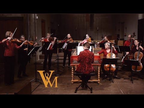 Bach: Brandenburg Concerto No. 3 in G Major, BWV 1048: Complete 4K UHD; Voices of Music