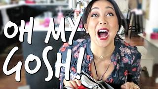 WHAT A SURPRISE!!! - February 11, 2017-  ItsJudysLife Vlogs