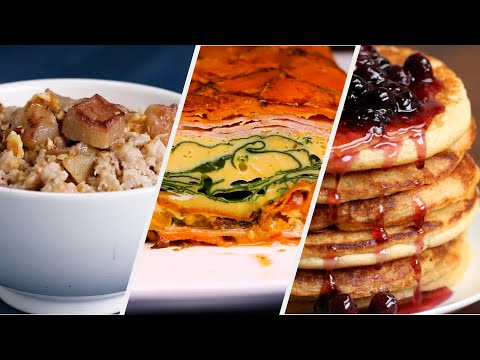 Your Ideal Breakfast Based On Your Zodiac Sign ? Tasty Recipes