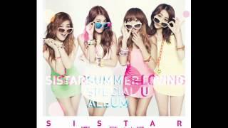 Sistar - Loving U [Audio/DL]