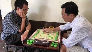 Đại chiến cờ úp : Trần Hữu Bình ( kỳ vương Thanh Hóa ) vs Lê Mạnh Hiệp ( Vô địch chùa Vua )