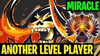 Miracle- Is In Another Level Of The Anothers TI Players - The international 8 Clinkz - Dota2