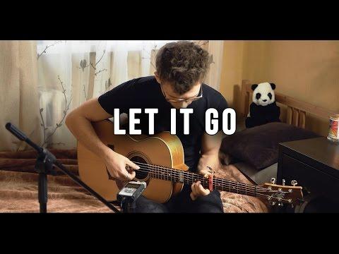 (James Bay) Let It Go - Piotr Szumlas - Fingerstyle Guitar Cover