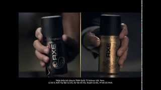 AXE Dark & Gold Temptation - Mùi Hương Mới Đầy Mê Hoặc - Official 2
