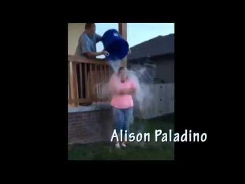 Albers ALS Ice Bucket Challenge