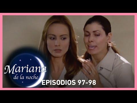 Mariana de la noche: ¡Mariana no recibe buenos tratos de sus compañeras de cárcel! | Escena C97-98