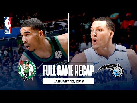 Full Game Recap: Celtics vs Magic | BOS & ORL Go Down To The Wire!