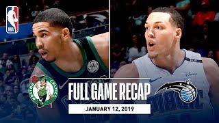 Full Game Recap: Celtics vs Magic | BOS & ORL Go Down To The Wire!